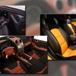 Материалы для тюнинга салона в автомобиле
