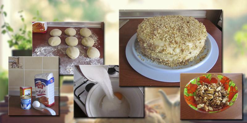 Как быстро испечь торт. Рецепт быстрого торта.