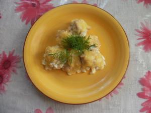 Готовая курочка в соусе «Аппетитная»