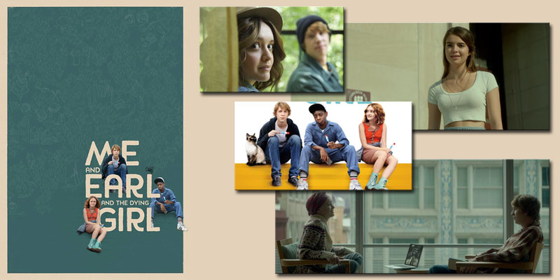 Я, Эрл и умирающая девушка (Me and Earl and the Dying Girl), 2015