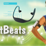 Беспроводные наушники SportBeats - Очень удобные наушники