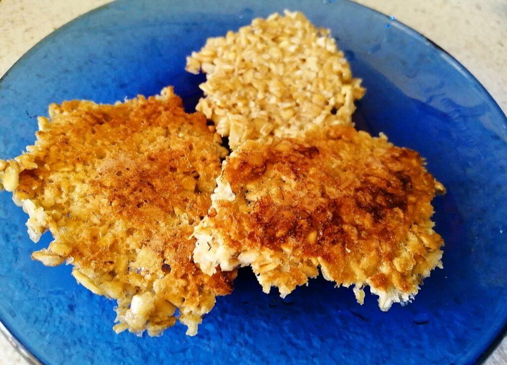 Домашнее овсяное печенье (6)