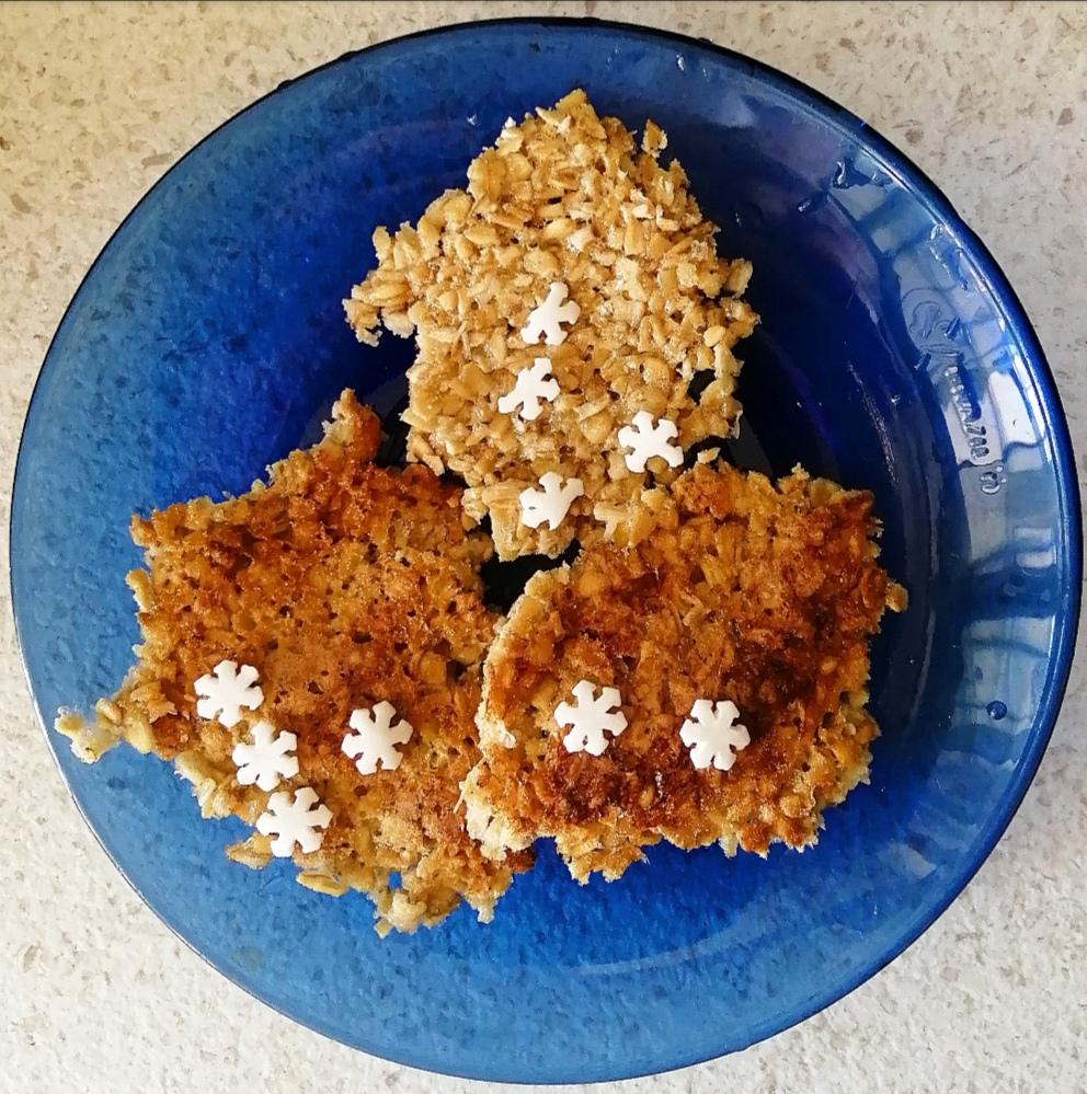 Домашнее овсяное печенье (7)