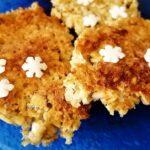 Рецепт домашнего овсяного печенья с яичным белком и сахаром