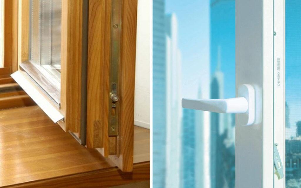 Деревянные окна: 10 преимуществ перед ПВХ