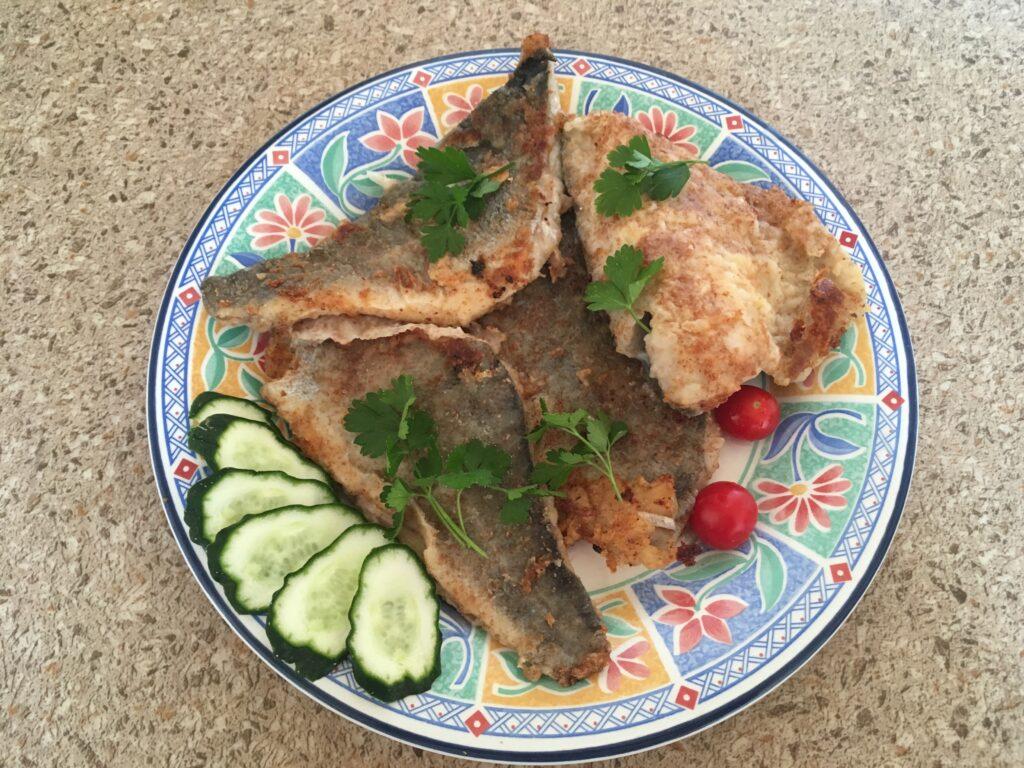 Филе сайды, приготовленное в сковороде (7)