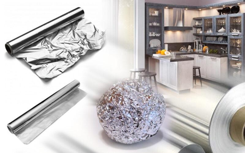 На что способна алюминиевая фольга 10 полезных лайфхаков, которые пригодятся в хозяйстве