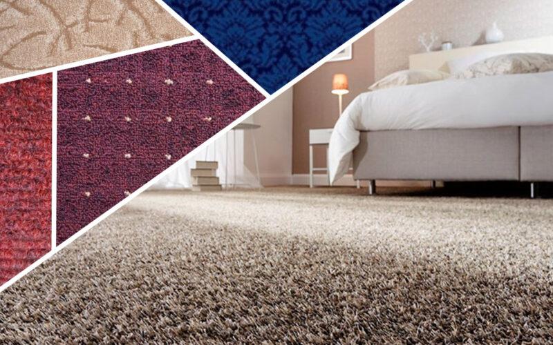 Особенности коврового покрытия