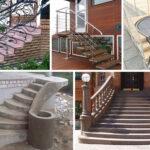 Проектирование наружных лестниц