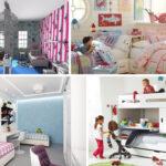 Совместная комната для мальчика и девочки