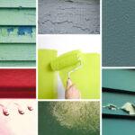 Устранение дефектов в окраске поверхностей
